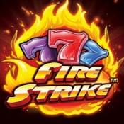 Fire Strike logo logo