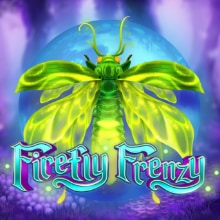 Firefly Frenzy logo logo