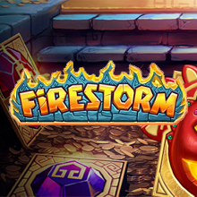 Firestorm logo logo