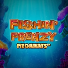 Fishin' Frenzy Megaways logo logo