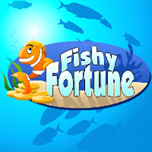Fishy Fortune logo logo