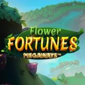 Flower Fortune Megaways logo logo