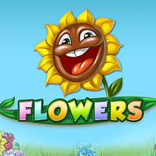Flowers logo logo
