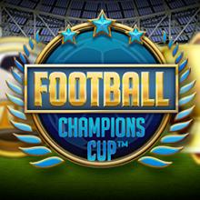 Football: Champions Cup logo logo
