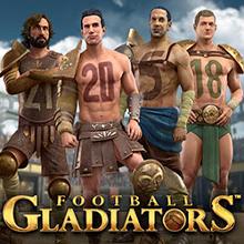 Football Gladiators logo logo