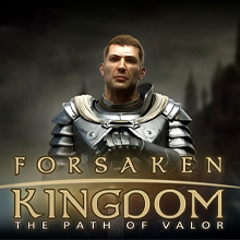 Forsaken Kingdom logo logo