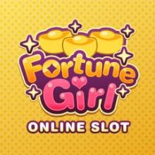 Fortune Girl logo logo