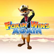 Foxin' Wins Again logo logo