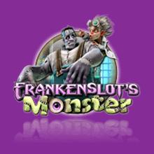 Frankenslot's Monster logo logo
