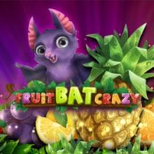Fruit Bat Crazy logo logo