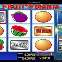 Fruit Mania 7 logo logo