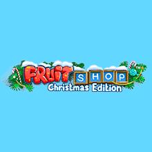 Fruitshop Christmas Edition logo logo