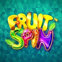 Fruit Spin logo logo
