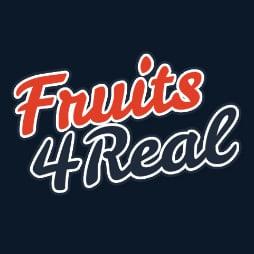 fruits4real gaming logo