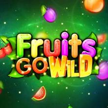 Fruits Go Wild logo logo