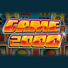 Game 2000 logo logo
