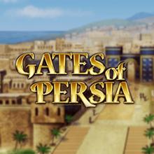Gates of Persia logo logo