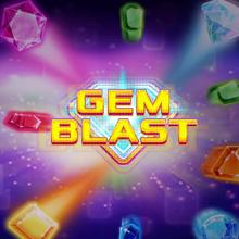 Gem Blast logo logo