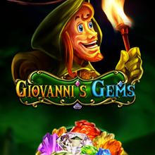 Giovanni's Gems logo logo
