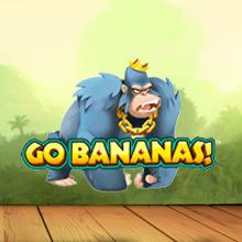 Go Bananas logo logo