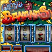 Going Bananas logo logo