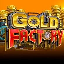 Gold Factory logo logo