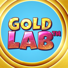 Gold Lab logo logo