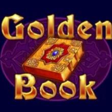 Golden Book logo logo