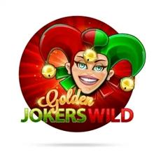 Golden Jokers Wild logo logo