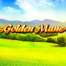 Golden Mane logo logo