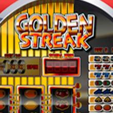 Golden Streak logo logo
