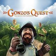 Gonzo's Quest logo logo