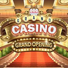 Grand Casino logo logo