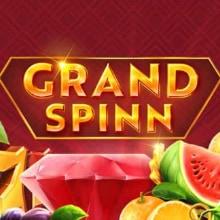 Grand Spinn logo logo