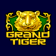 Grand Tiger logo logo
