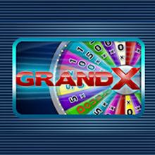 Grand X logo logo