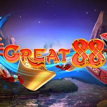 Great 88 logo logo
