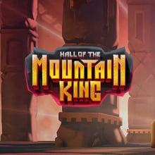 Hall of the Mountain King logo logo