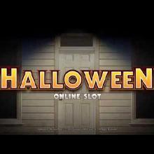 Halloween logo logo