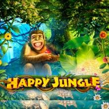 Happy Jungle logo logo