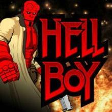 Hellboy logo logo