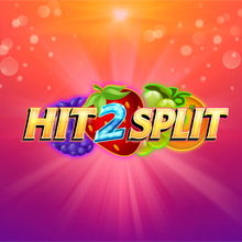 Hit 2 Split logo logo