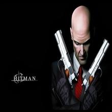 Hitman logo logo