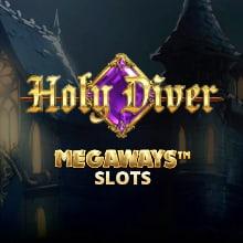 Holy Diver Megaways logo logo