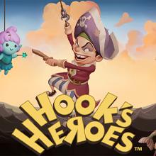 Hook's Heroes logo logo