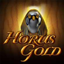 Horus Gold logo logo