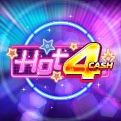 Hot 4 Cash logo logo