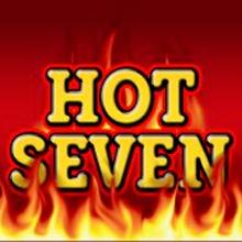 Hot Seven logo logo
