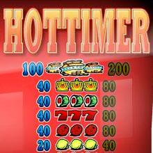 Hot Timer logo logo