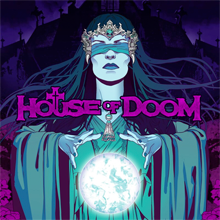 House of Doom logo logo